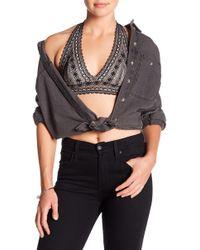 Dress Forum - Lace Bralette - Lyst