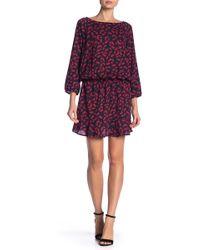 Joie - Arryn B Print Dress - Lyst