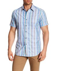 Robert Graham - Aero Theatre Classic Fit Short Sleeve Shirt - Lyst