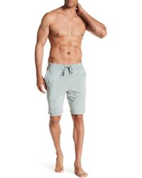 Daniel Buchler - Heather Drawstring Shorts - Lyst