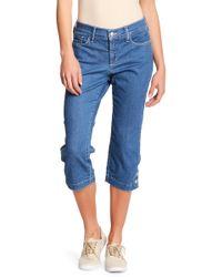 NYDJ - Marilyn Crop Jeans (petite) - Lyst