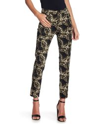 Jones New York | Bleecker Tie-dye Ankle Trousers | Lyst
