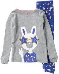 Joe Fresh - Infant Sleep Pajama Set (baby Girls) - Lyst