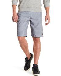 Rip Curl - Global Entry Stripe Boardwalk Shorts - Lyst