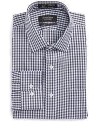 Nordstrom - Smartcare(tm) Traditional Fit Check Dress Shirt - Lyst