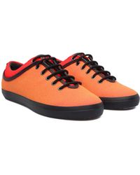 Camper - Motel Leather Trainer - Lyst