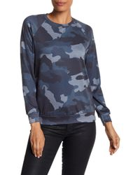 Caleigh & Clover - Scarlet Classic Camo Pullover - Lyst