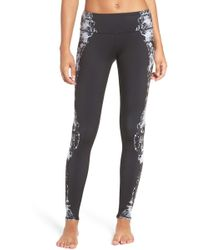 Alo Yoga - 'airbrushed' Glossy Leggings - Lyst