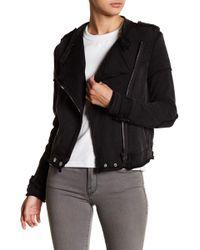 Fate - Asymmetrical Front Zip Jacket - Lyst