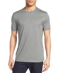 Calibrate - Feeder Stripe Jersey T-shirt - Lyst