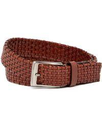 Tommy Bahama - Safi Braided Tubular Leather Belt - Lyst