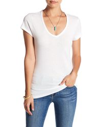 Alternative Apparel - The Keepsake V-neck Tee - Lyst