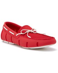 Swims - Braided Lace Loafer - Lyst