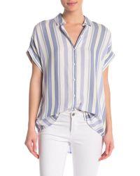 44fbfc722c6 Beach Lunch Lounge - Spencer Short Sleeve Camp Shirt - Lyst