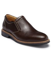 Johnston & Murphy - Barlow Leather Slip-on Loafer - Wide Width Available - Lyst