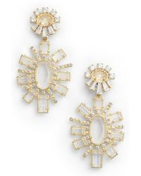 Kendra Scott - Glenda Drop Earrings - Lyst