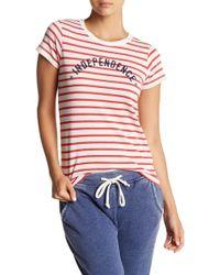 Alternative Apparel - Eco Jersey Yarn-dye Stripe Ideal Tee - Lyst