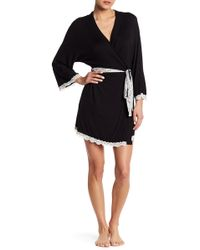Honeydew Intimates - All American Lace Trim Robe - Lyst
