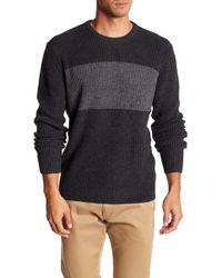 Weatherproof | Color Block Textured Sweater | Lyst