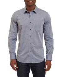 Robert Graham - Groves Woven Tailored Fit Shirt - Lyst