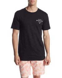 Quiksilver - Oside Vibes Tee - Lyst