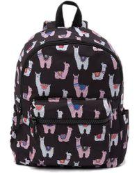 T-Shirt & Jeans - Llama Backpack - Lyst