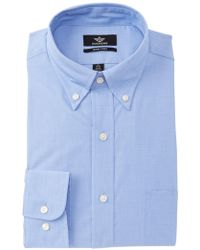 Dockers - Non-iron Classic Fit Dress Shirt - Lyst