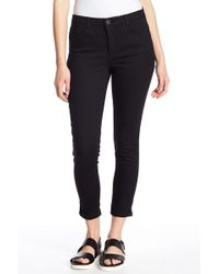 Democracy - High Rise Ankle Skimmer Jeans (petite) - Lyst
