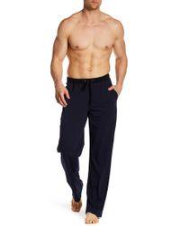 Daniel Buchler - Solid Knit Trousers - Lyst