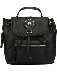 Kensie - Hartley Faux Leather Backpack - Lyst