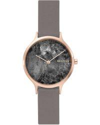 Skagen - Women's Anita Quartz Watch, 34mm - Lyst