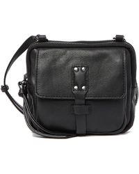 Kooba - Opus Mini Leather Crossbody Bag - Lyst