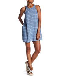 PPLA - Off The Grid Sleeveless Dress - Lyst