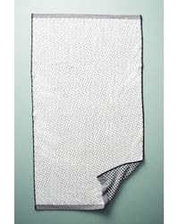 Anthropologie - Dot Jacquard Bath Towel - Lyst