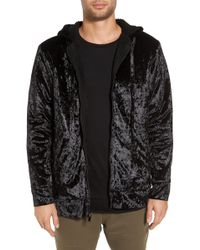 Twenty - Langston Reversible Hooded Jacket - Lyst