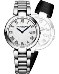 Raymond Weil - Women's Shine Bracelet Watch, 32mm - Lyst