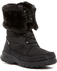 Kamik - Seattle 2 Faux Fur Waterproof Boot - Lyst