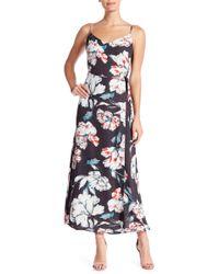 Philosophy Apparel - Woven Maxi Dress - Lyst