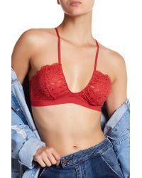 Free People - All For You Bralette - Lyst