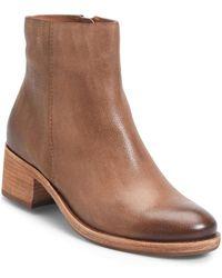 Kork-Ease - Mayten Leather Bootie - Lyst