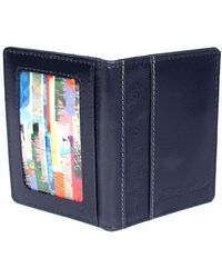 Robert Graham - Kareen Leather Magnetic Card Case - Lyst