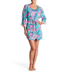 Honeydew Intimates - All American Robe - Lyst