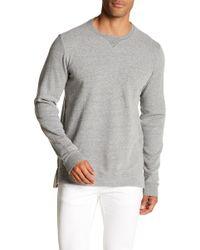 Velvet - Crew Neck Solid Pullover - Lyst