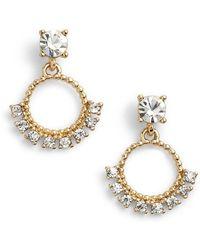Marchesa - Drop Earrings - Lyst