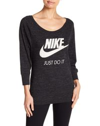 Nike - Vintage Gym Pullover Sweatshirt - Lyst