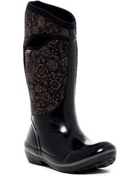 Bogs - Plimsoll Quilted Waterproof Rain Boot - Lyst