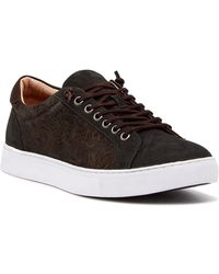 Robert Graham - Lima Leather Trainer - Lyst