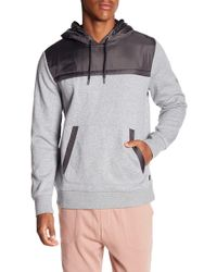 Tavik - Halifax Hooded Fleece Sweatshirt - Lyst