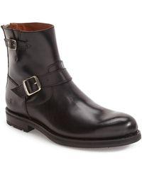 Frye - Brayden Engineer Boot - Lyst
