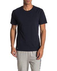 bd20b43c6a3e Lyst - Lacoste Sport Knit Tee in Gray for Men